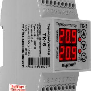 Терморегулятор ТК-5, ТК-5в