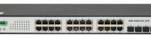 Управляемый Ethernet коммутатор уровня 2 - SNR-S2965-24T-UPS