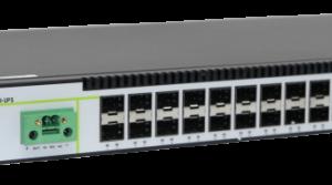 Управляемый Ethernet коммутатор уровня 2+ SNR-S2990G-24FX-UPS