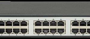 Управляемый POE Ethernet коммутатор уровня 2 - SNR-S2985G-24T-POE-E