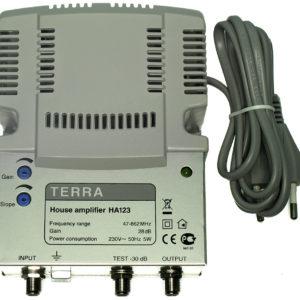 Усилитель домовой HA123 TERRA