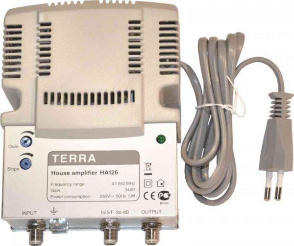 Усилитель домовой HA126 TERRA