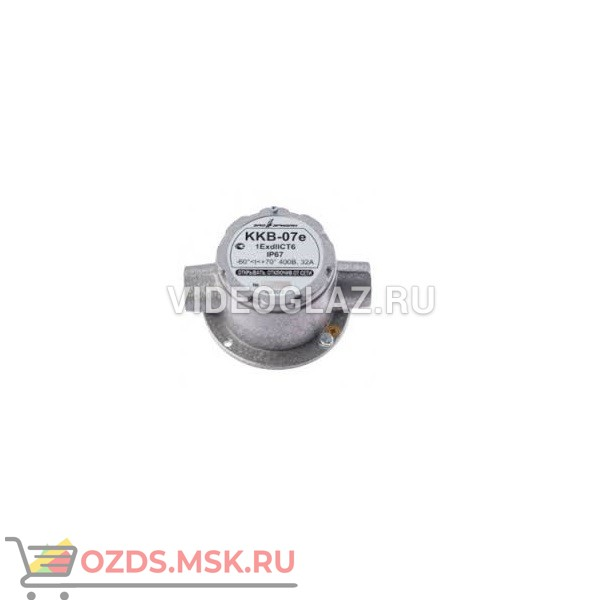 Эридан ККВ-07е-П проходная Коммутационная коробка взрывозащищенная