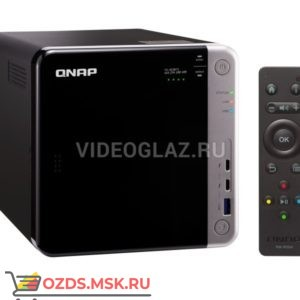 QNAP TS-453BT3-8G Сетевое хранилище