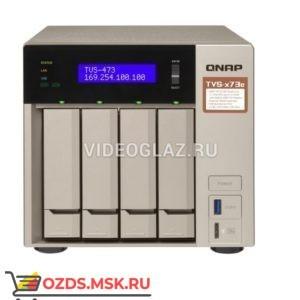 QNAP TVS-473e-8G Сетевое хранилище