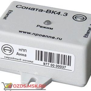 Соната-ВК4.2 Защита сети 220Впомехоподавляющий фильтр