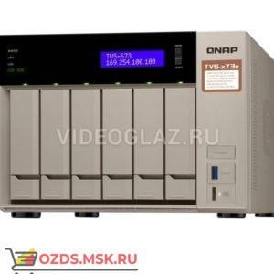 QNAP TVS-673e-8G Сетевое хранилище