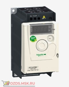 Частотный регулятор ATV12H037M3 (0,37 кВт)