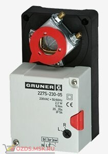 Электропривод GRUNER 363-230-30-S2